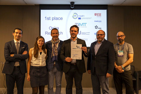 "Towards entry ""EIT Health MedTech Bootcamp 2019 – Report"""