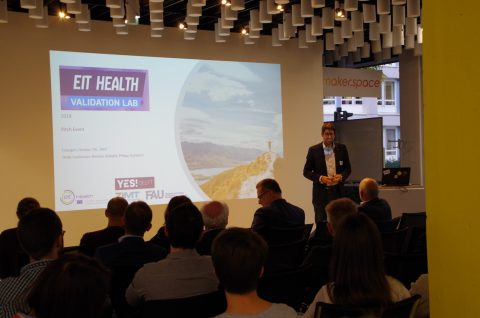 "Towards entry ""Validation Lab Bootcamp 2019 – Roadshow Stop in Erlangen"""