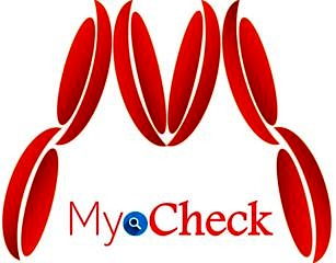 "Towards page ""MyoCheck"""